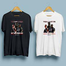 Nouveau 20Terminator 35Th anniversaire t-shirt Signature 1984 2019 Logo t-shirt S 2Xl