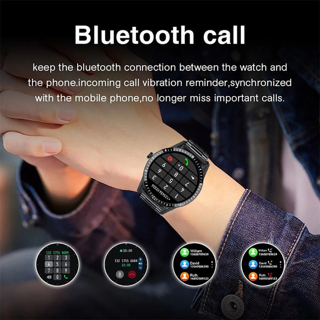 2021 New Smart Watches Men Full Touch Screen Sports Fitness Watch IP67 Waterproof Bluetooth For Android ios smartwatch Mens+box 8