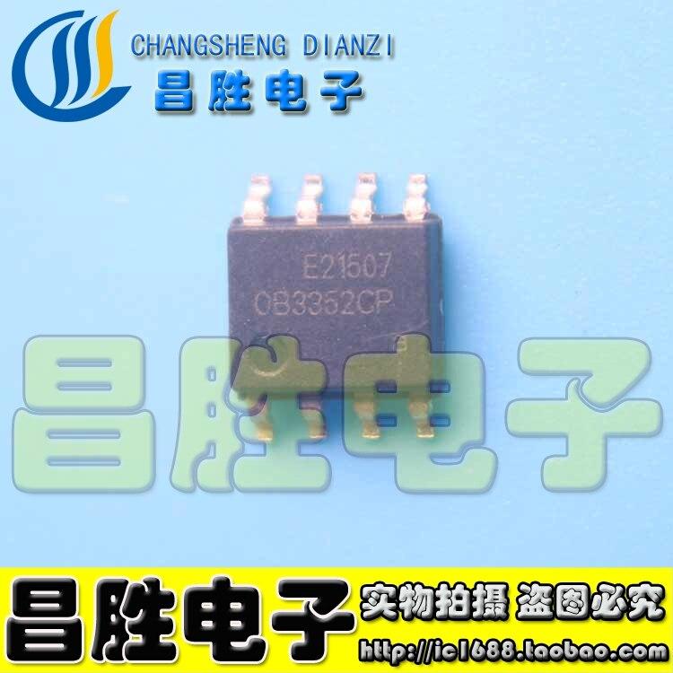 (5 piezas) OB3352CP SOP-8