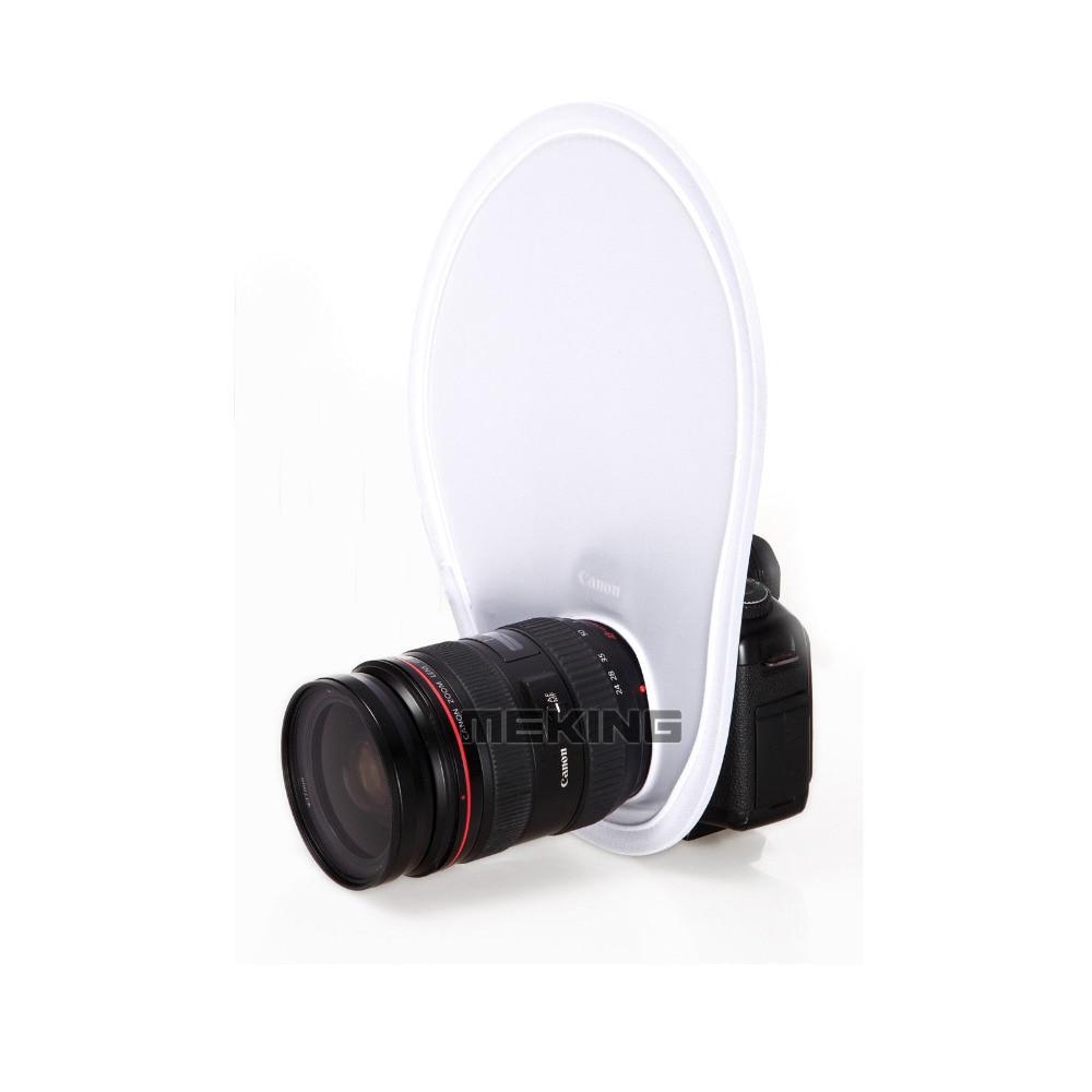 Meking fotografia flash lente difusor refletor flash difusor softbox para canon nikon sony olympus dslr câmera lentes