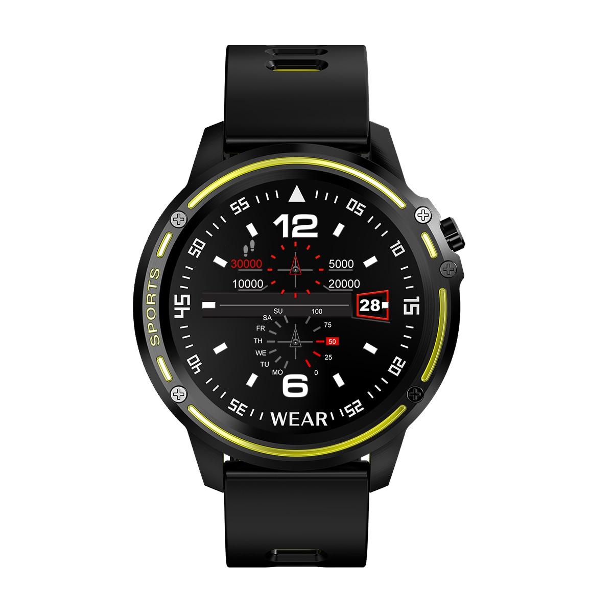 2020 L8 P3 nuevo 5G Bluetooth tarjeta de pago NFC reloj amazfit trex applu reloj Serie 3amazfit bip 2 l9 reloj inteligente bluetooth reloj