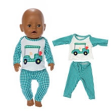 Fashion Butterfly Surit Wear For 43cm Baby Doll 17 Inch Born Babies Dolls Clothes And Accessories
