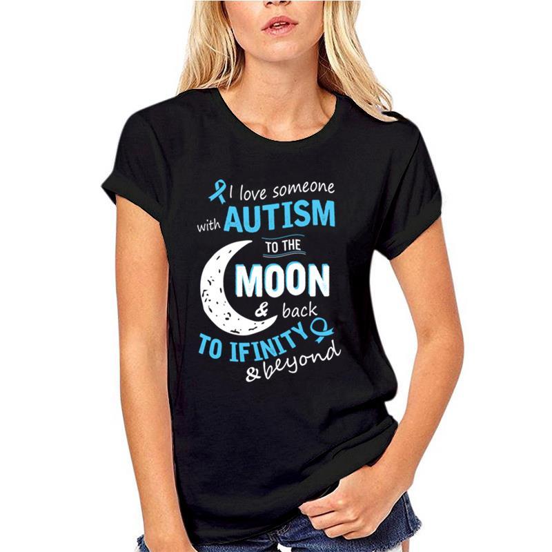 Camiseta con personalidad autis-i love someone con autismo a la luna toronto raptors, camiseta de stormiworld para hombre y mujer, camiseta 3xl 4xl 5xl 6xl