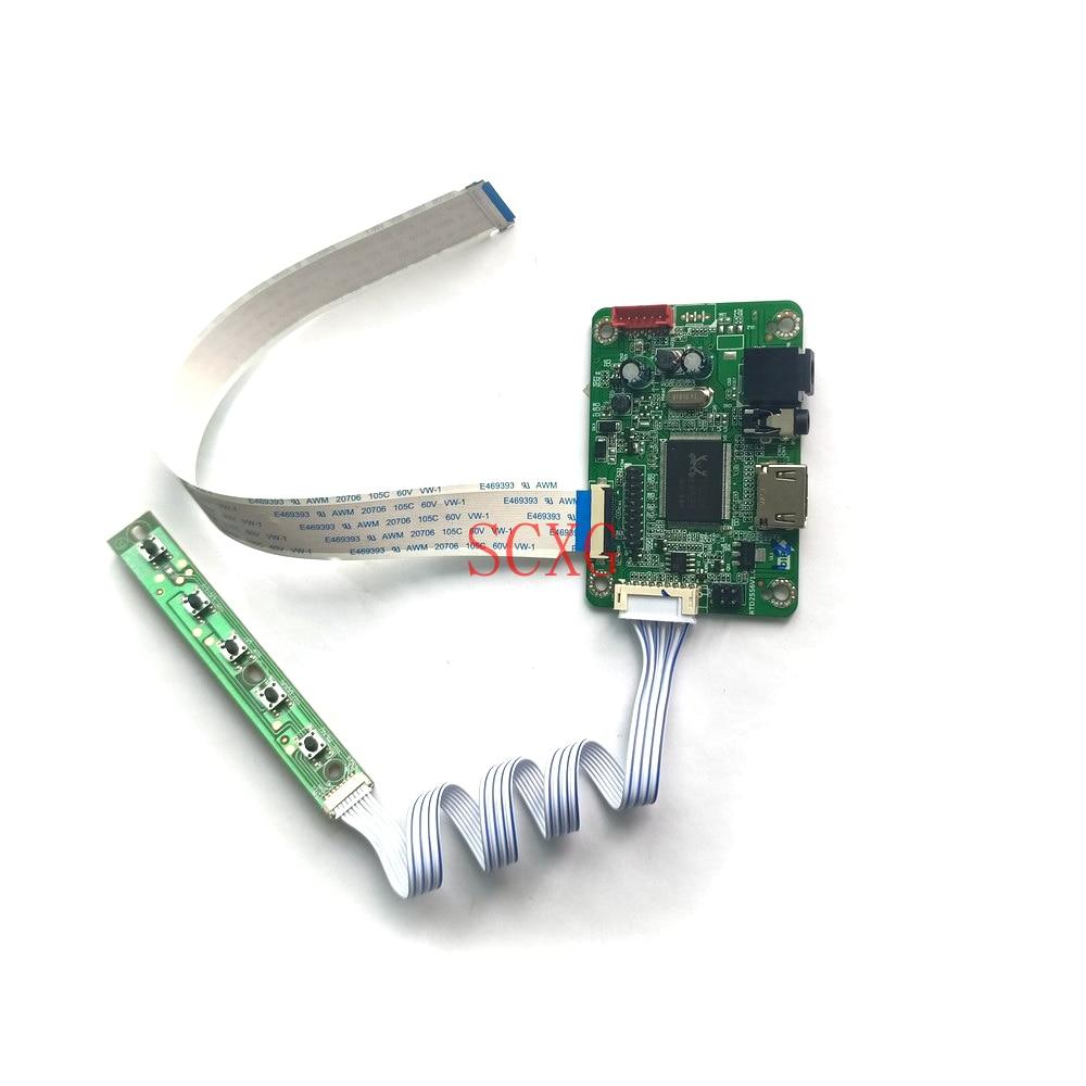 LED 1366*768 HDMI متوافق لوحة تحكم مجلس كارت قيادة 30 دبوس eDP ل M125NWN1 R0/R1/R2 M125NWR3 R0 شاشة الكريستال السائل عدة لتقوم بها بنفسك