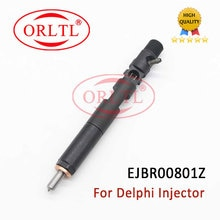 ORLTL EJBR00801Z Common-rail-kraftstoffeinspritzung EJB R00801Z Neue Diesel Injektor Düse EJBR0 0801Z Auto Kraftstoff Injektor forDELPHI
