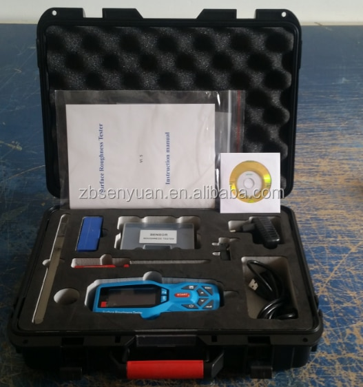 Digital Display Surface Roughness Gauge SYT310 Surface Roughness Tester enlarge