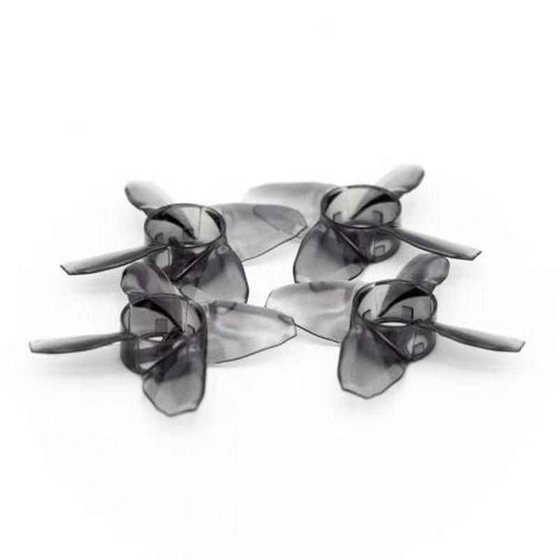 4pairs emax tinyhawk fpv interno que compete a parte de reposição do zangão modo de tartaruga avan 40mm 4-lâmina hélice minúsculo whoop rc cine whoop zangão