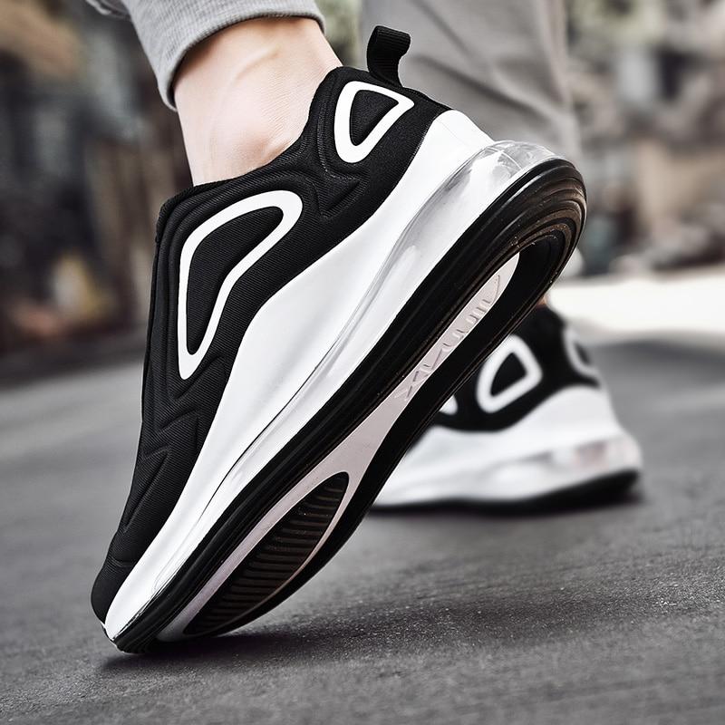 2020 Men's Casual Shoes Men Fashon Light Running Shoe High Quality Lace-up Outdoor Jogging Walking Footwear Air Cushion Sneakers