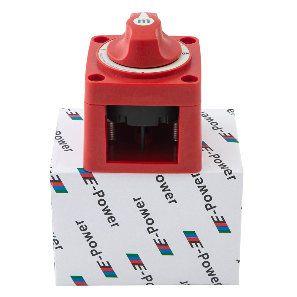 Blue Sea 6006 M-Series Mini Battery Switch Single Circuit On / Off For Marine Boat RV Trailer Camper Boat Accessories Dropship enlarge