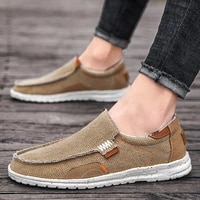 men loafers soft high quality outdoor walking shoes men flats driving shoes zapatillas hombre large size