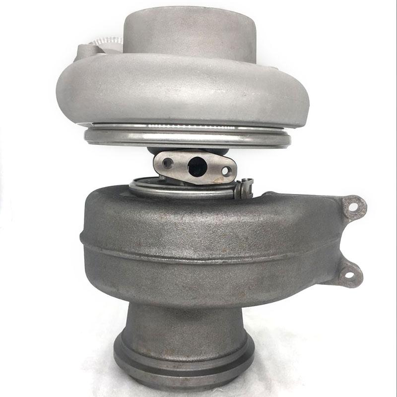 توربو HX55 4036892 4036902 4036900 4089754 3591788 3595090 4089754RX turbocompressore ل الكمون Firma 450 motore: ISX1 ISX