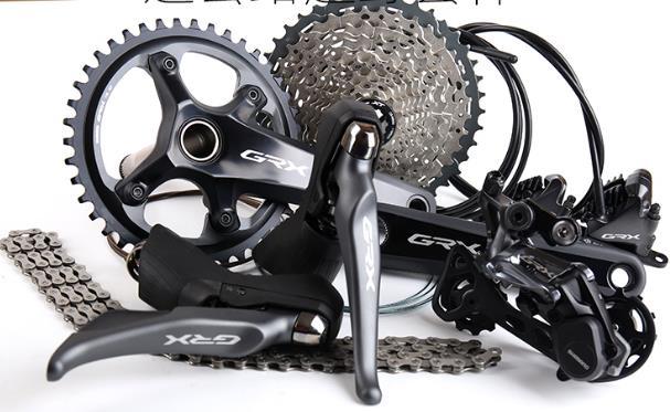 GRX RX810 Groupset bicicleta de carretera 1*11s 2*11s freno hidráulico