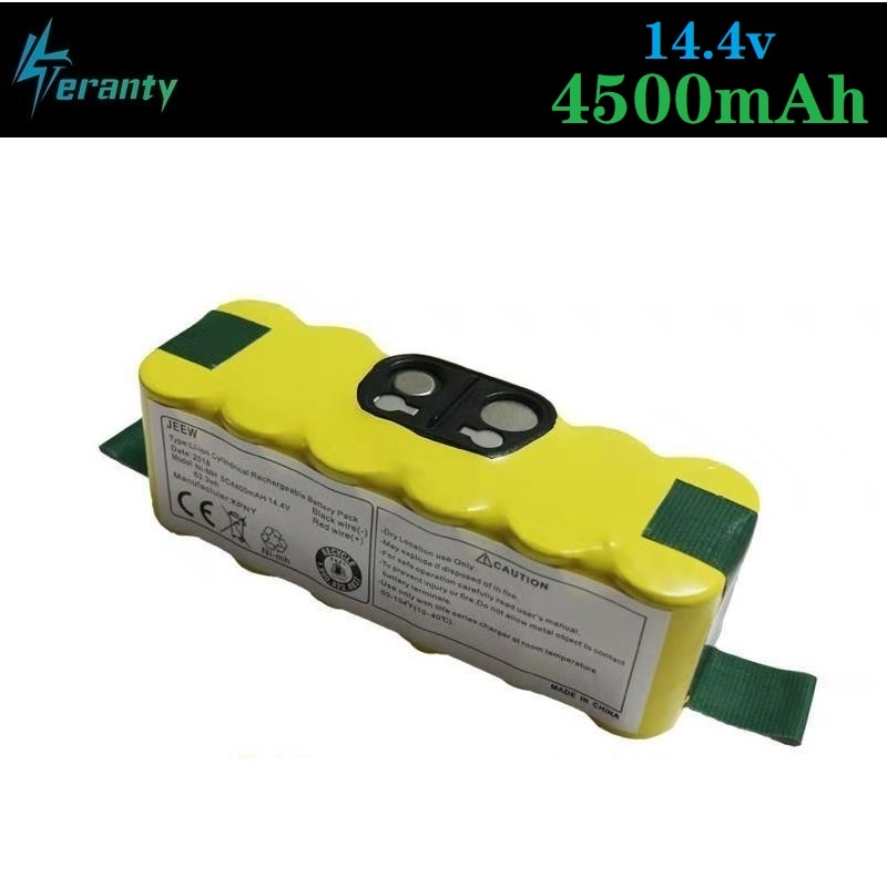 4500mah xlife extended life replacement battery for irobot roomba r3 500 600 700 800 900 series 530 531 532 Upgrade Power 4500mAh 14.4v Replacement Battery Extended-for iRobot Roomba 500 600 700 800 Series Vacuum Cleaner 785 530 560 650