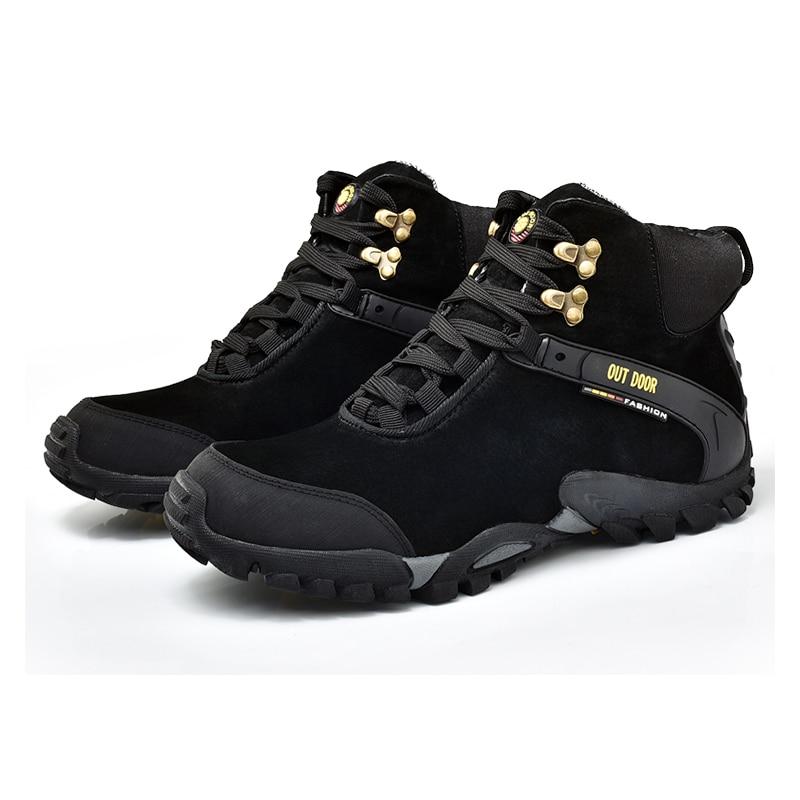 Outdoor Trekking Walking Shoes Male Plus Size Men's Hiking Shoes Breathable and Non-slip Climbing Shoe zapatos de hombre