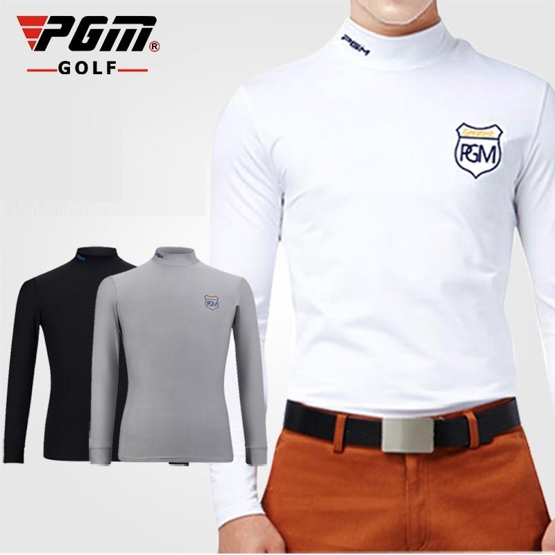 Vêtements de Golf à manches longues pour homme, t-shirt authentique, respirant à séchage rapide, hauts de sport, grande taille