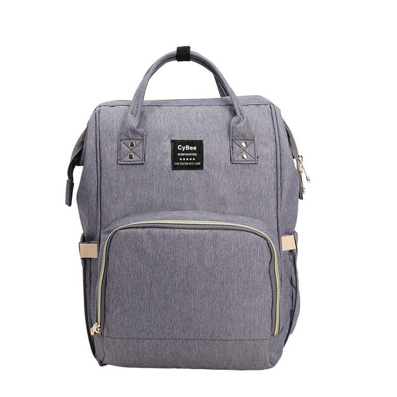 Модернизированная версия сумки на два плеча для мам, сумка для подгузников, детские товары, модная сумка для мам, беременных, большая сумка