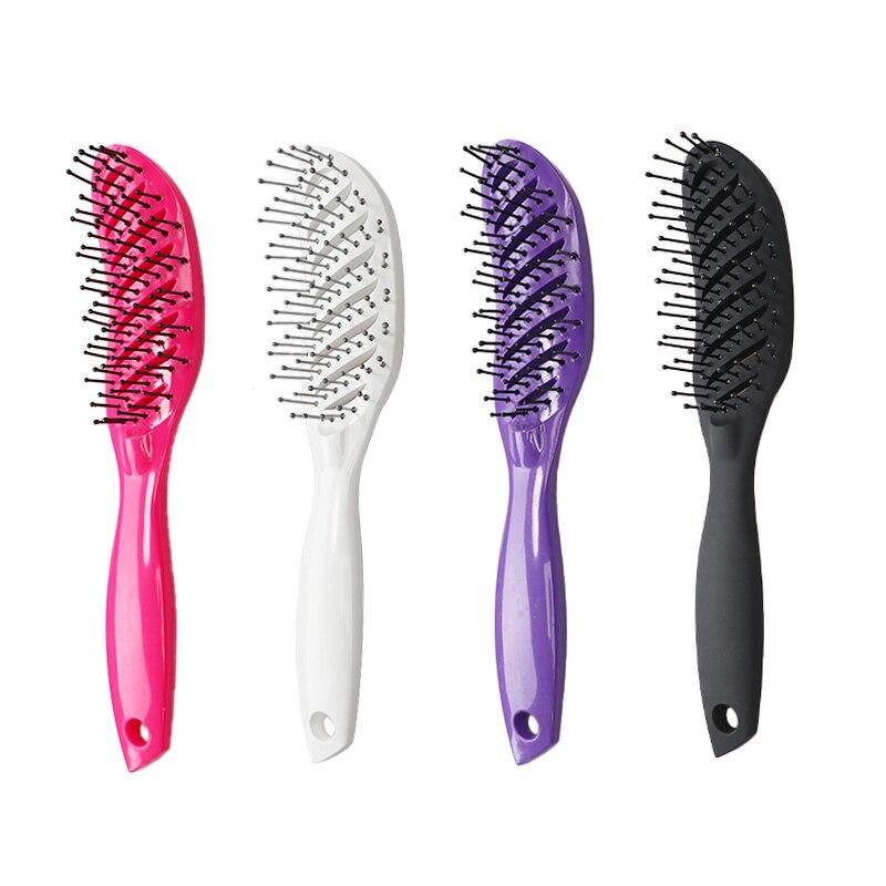 Detangling Dicken Haar Massage Föhnen Haar Pinsel Für Männer Und Frauen Komfortable Kopfhaut Pinsel Magie Haar Kamm