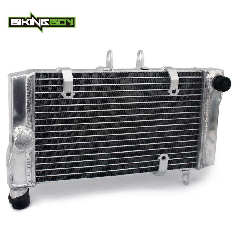 Radiador de motor BIKINGBOY para Honda NT 650 V Deauville 98 99 00 01 02 03 04 05 NT650V NTV 650, Enfriador de agua, 19010-MBL-611