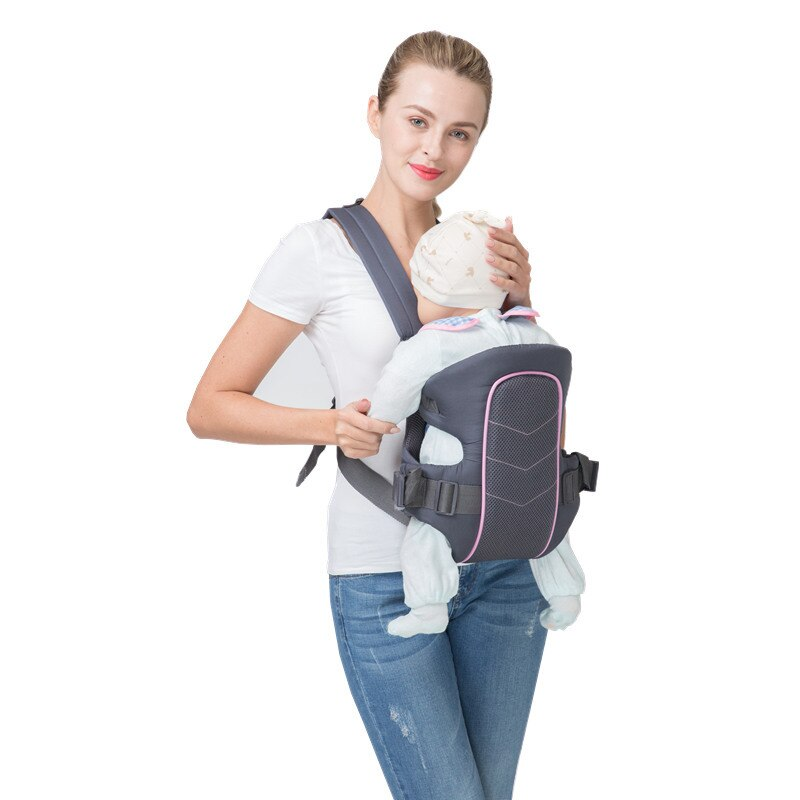 360 portador do bebe multifuncional respiravel infantil portador mochila crianca