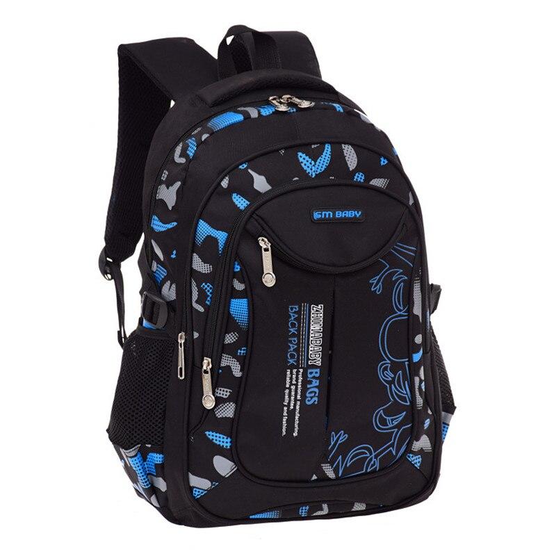 Популярные Модные школьные ранцы для подростков, ортопедические детские школьные рюкзаки для девочек и мальчиков, Детские портфели для кни...