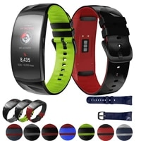 silicone watch band for samsung gear fit 2 pro fitness replacement wrist strap for samsung gear fit2 sm r360 bracelet wristband
