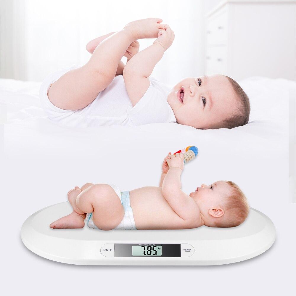 Электронные весы с ЖК-дисплеем, до 20 кг