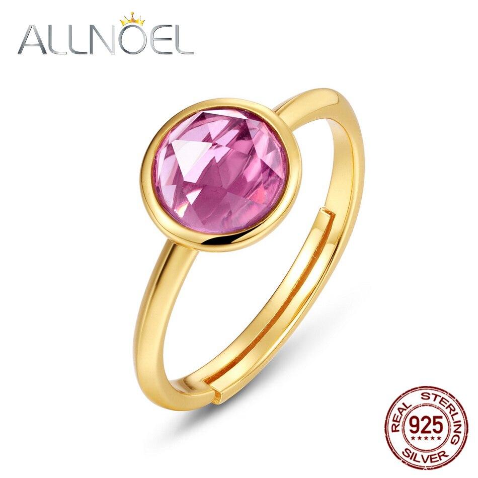 allnoel-однотонные-925-кольцо-стерлинговоe-серебряное-для-женщин-из-натурального-розового-аметист-регулируемые-класса-люкс-для-помолвки-свадьб
