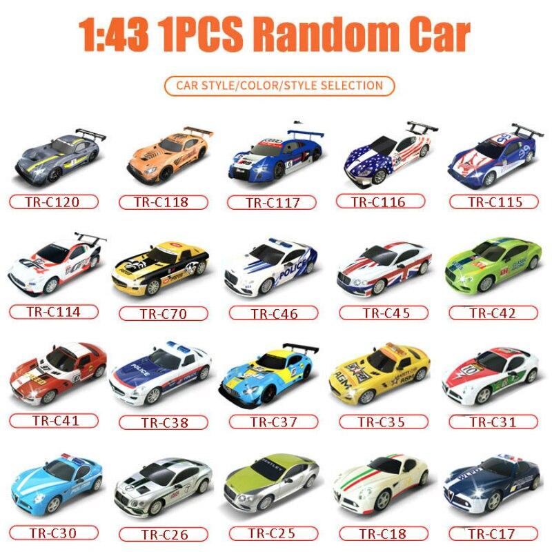 Accesorios de Control remoto para coche de carreras, cepillo eléctrico con ranura...