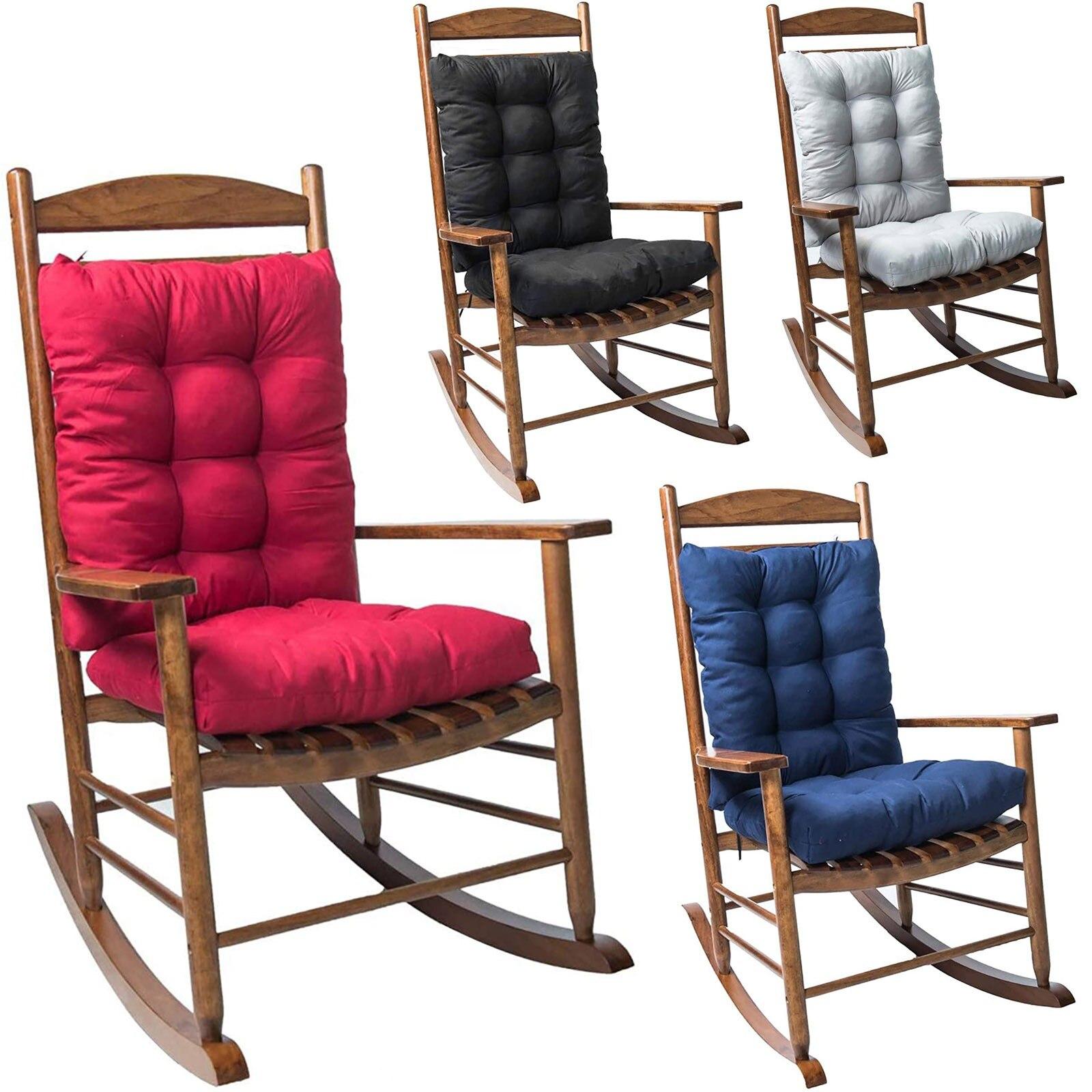 منقوشة كراسي طويلة بوسائد كرسي متأرجح وسادة عالية الظهر وسادة للمقعد وسادة داخلي وخارجي حديقة طويلة مقعد تاتامي وسادة # G30