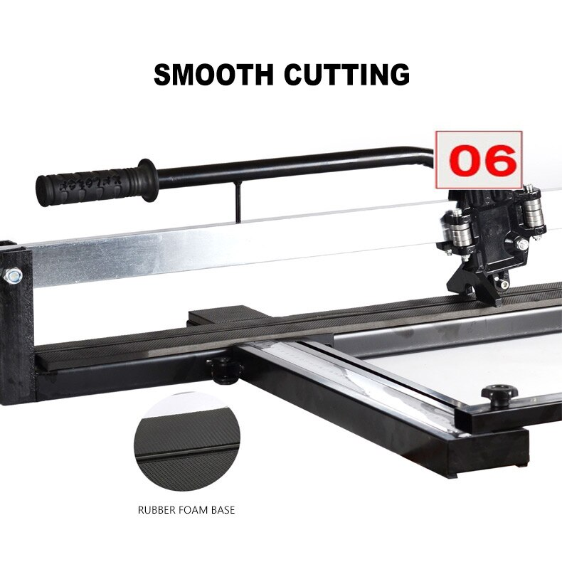 Precision Manual Floor Wall Tile Cutter Laser Infrared Tile Cutting Machine 800mm Tiles Push Knife High free shipping ceramic tile cutter ceramic tiles cutting machine tiles tools tile tool ceramic cutting with infrared scale