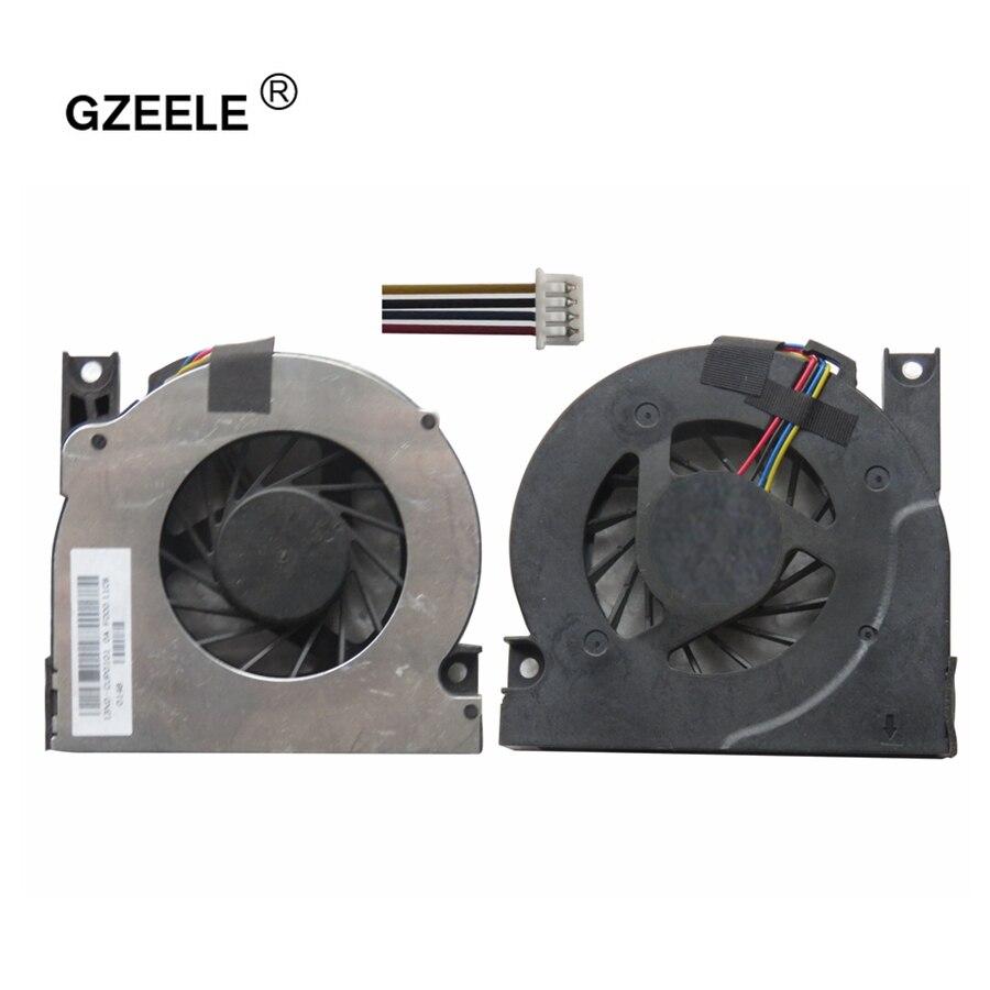 Cpu охлаждающий вентилятор для ASUS A9T A94 X51 X50S X53 X50Q X50Z X50M F5 X50SL X50V GB0575PFV1-A 5V 1,9 W 4 провода Тетрадь кулер