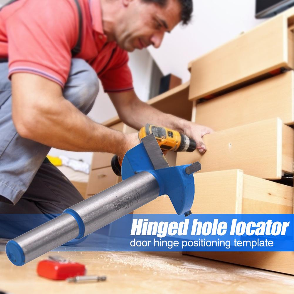 35mm dobradiças chato gabarito porta buraco perfurador excelente abs plásticos prolongado durável modelo dobradiça carpintaria diy ferramenta