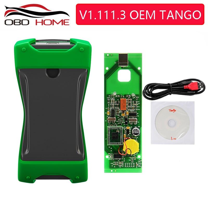 OBD2 Auto Accessoires Orange5 Ecu Programmeur Oem Tango 1.1113 Versie Key Programmeur Met Alle Software En Auto Key Transponder