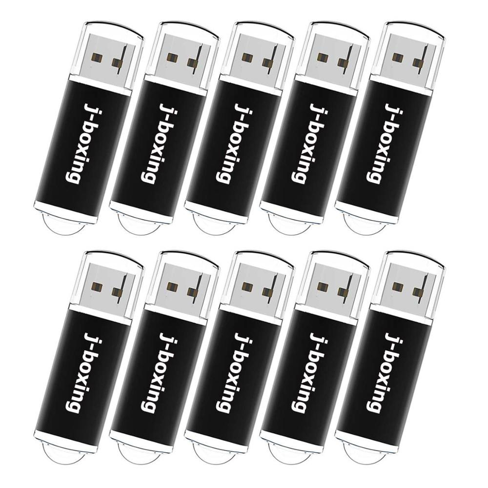 Fast Shipping 10X 256MB Flash Pen Drive Rectangle Memory Flash Stick Small Capacity U Disk for Embroidery Sewing Machine Black