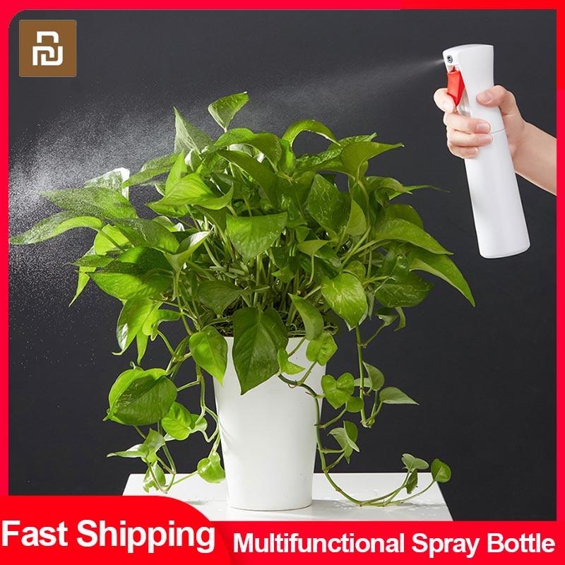Youpin 300 мл бутылка-распылитель для замедленной съемки бутылки с распылителем влагоотводящий распылитель для цветов стеклянный горшок инструменты для уборки дома 1 шт. 2 шт. 3 шт.