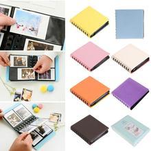 68 карманов Мини Фотоальбом для Instant Polaroid чехол для хранения фотографий для Fujifilm Instax Mini Film 7s 8 Korea instax Mini Album