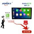 JMANCE Android автомобильный Carplay беспроводной IPS 7/9/10 дюймовый автомобильный радиоплеер Android 10 Мультимедиа Поддержка FM AM RDS GPS навигация - фото