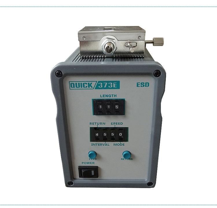 سريعة الإصدار القصدير آلة نظام القصدير القصدير الناتج لحام آلة التلقائي القصدير آلة سريعة 373E