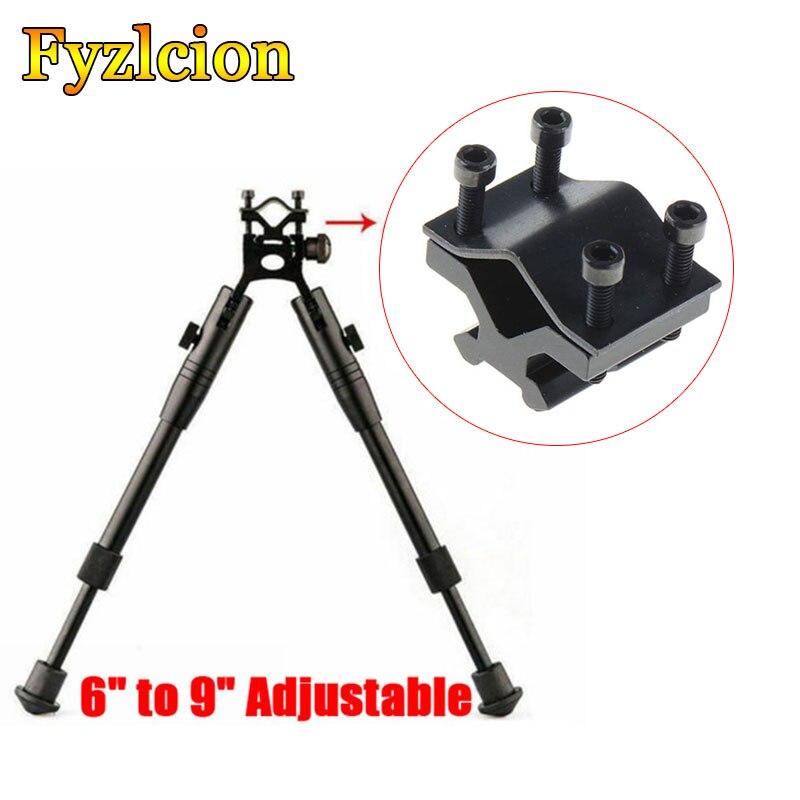 1PCS Tactical Adjustable Laser Sight Torch Barrel Tube Mount 20mm Picatinny/weaver Rail Tactical Rif