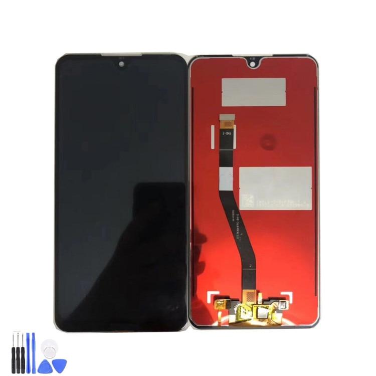 7,12 nuevo 100% probado negro de alta calidad para Huawei Y Max YMax LCD pantalla táctil digitalizador reemplazo de montaje
