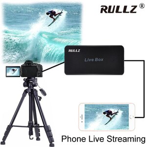 Mini HD HDMI Camcorder DSLR Camera Recording Device PS4 Game Video Capture Card for IPhone IOS Android Phone Live Streaming Box