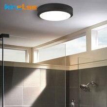 Éclairage extérieur étanche salle de bains lumières applique murale lampe encastré LED plafonnier cuisine balcon porche porte luminaires 90-260V