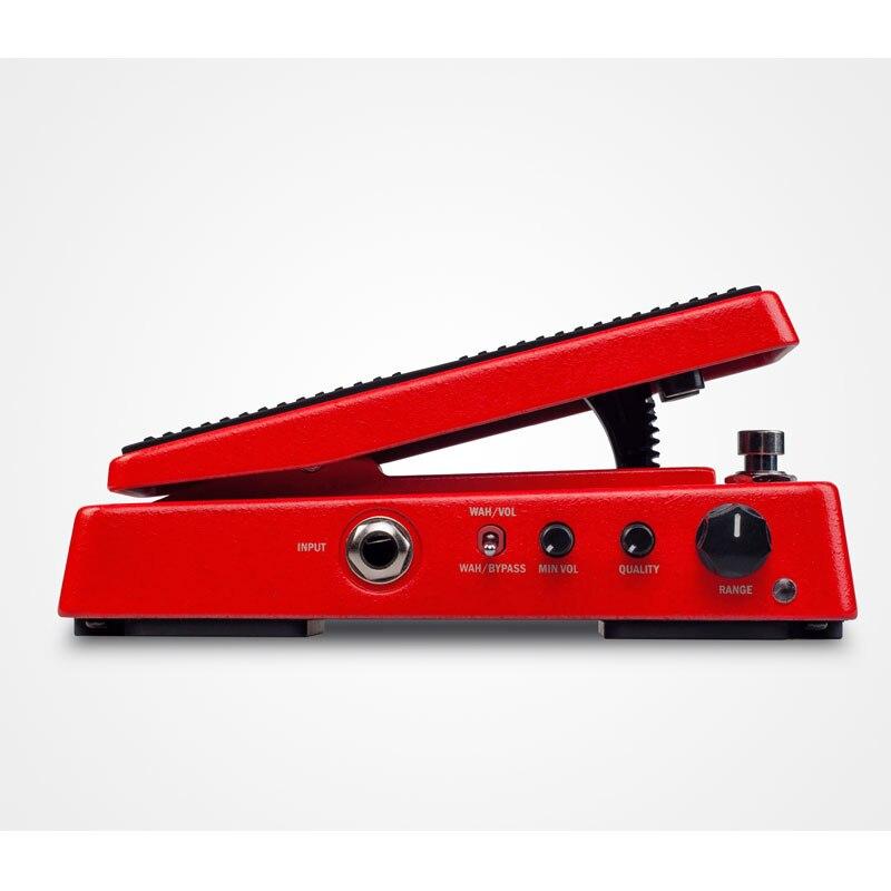 JOYO MULTIMODE WAH-II WAH Pedal Multifunctional Wah & Volume Pedal For Electric Guitar Effect Pedals Musical Instrument Parts