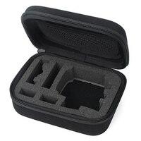 Портативный чехол для экшн-камеры EVA для GoPro Hero 8 7 6 5 Xiaomi Yi 4K Sjcam Sj4000 Eken H9r Box Go Pro Аксессуары