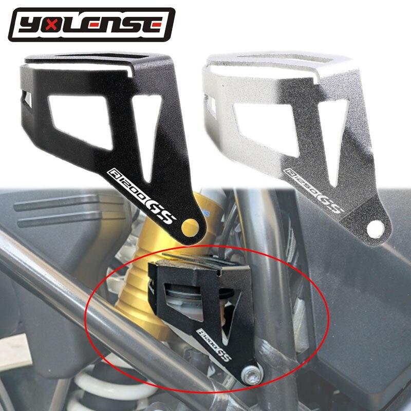 Мотоцикл задний тормозной жидкости защитник резервуара крышка защиты для BMW R1200GS R 1200 GS LC Adventure 2014-2017 R1250GS ADV 2018 2019