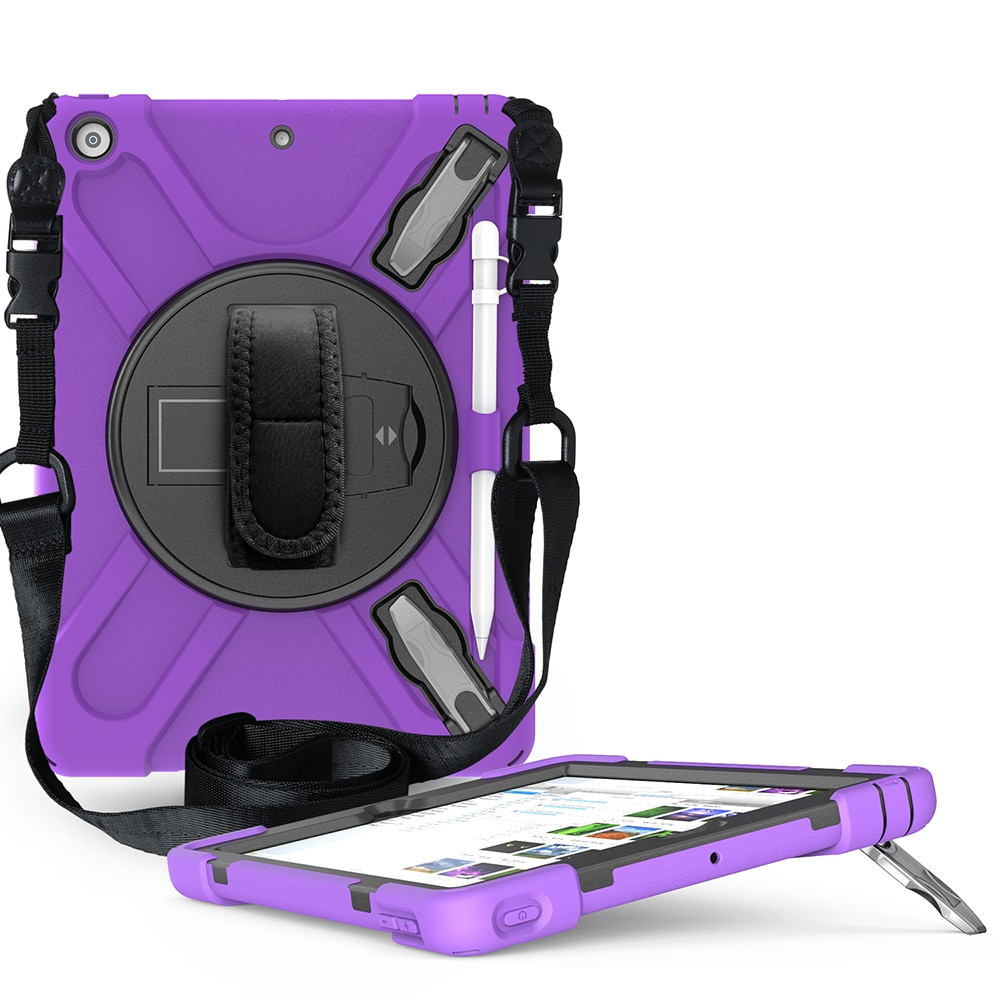 A2428 Case A2429 iPad Armor A2270 Shokproof Heavy A2198 for A2197 10.2 A2200 Cover Kids