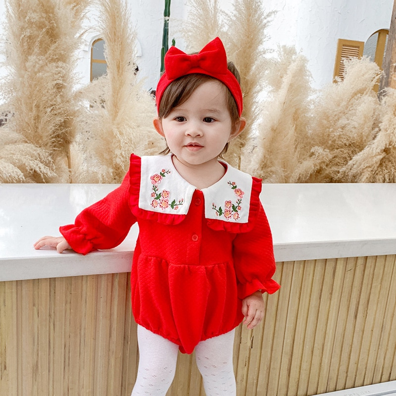 Yg Brand Children's Clothing, 2021 New Baby Bag Fart Clothes, Princess Fan Sanjiaoha Clothes, Full Moon Girl Clothes