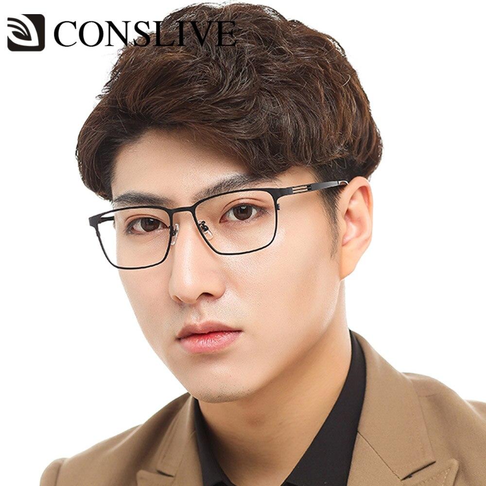 التيتانيوم النظارات الإطار الرجال قابل للتعديل التيتانيوم النظارات البصرية الرجال نظارات ديوبترا قصر النظر قصر النظر HT0069
