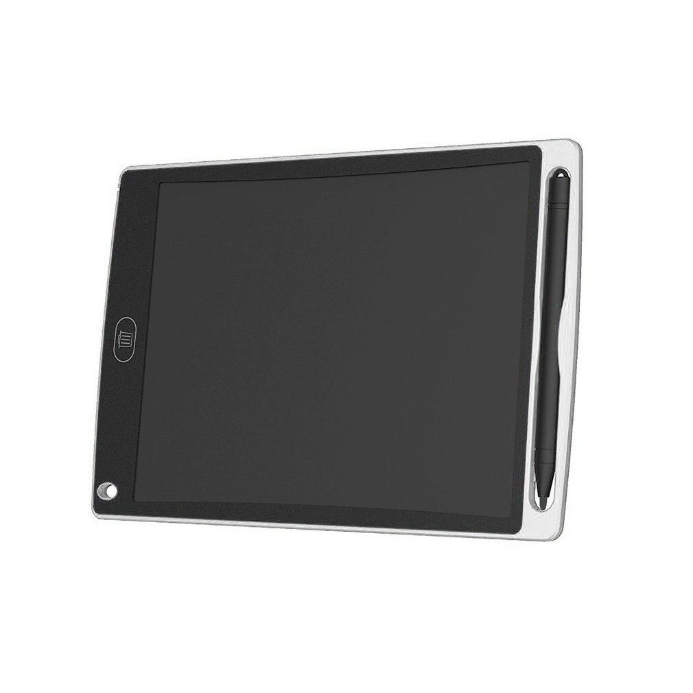 Tableta de escritura LCD de 8,5 pulgadas, pizarra electrónica de escritura superbrillante para dibujo, tablero de dibujo para hogar, oficina, tablero de escritura para escuela