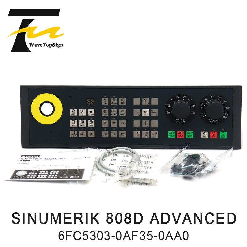 سيمنز سينوميريك 808D متقدمة طحن MCP عناصر التحكم 6FC5303-0AF35-0AA0